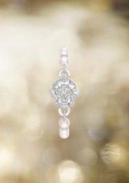 Lion Pépite Perles bracelet