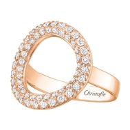 Bague Christofle 925