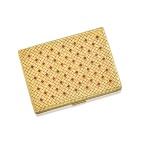 Minaudière en or et rubis, Van Cleef & Arpels (Est. 40,000 — 60,000 HKD)
